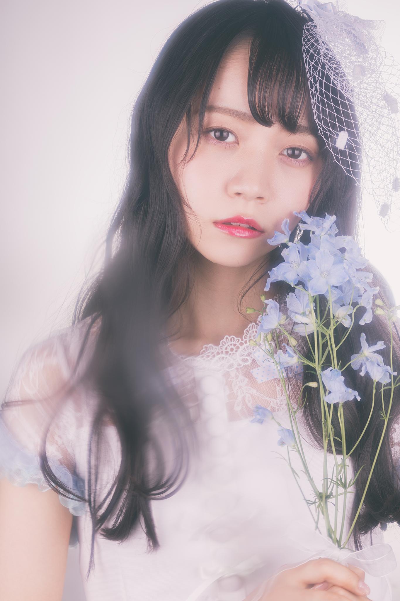 Model:神沢有紗(プラチナムプロダクション所属)